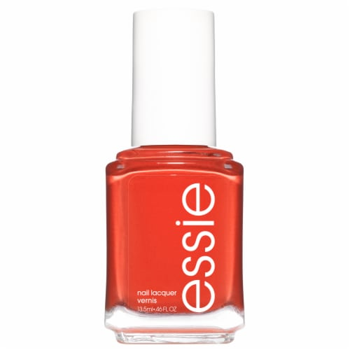 Essie Rocky Rose Collection Yes I Canyon Nail Polish Perspective: front