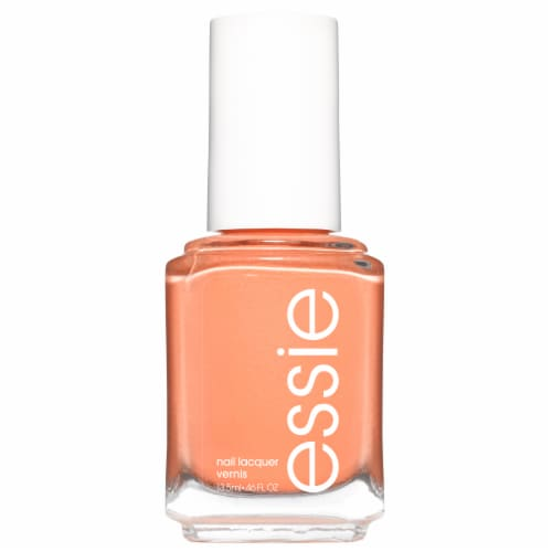 Essie Set in Sandstone Nail Polish Perspective: front
