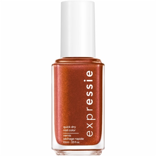 Essie ExprEssie Quick-Dry Misfit Right In Nail Polish Perspective: front