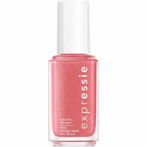Essie ExprEssie Quick-Dry Trend & Snap Nail Polish Perspective: front