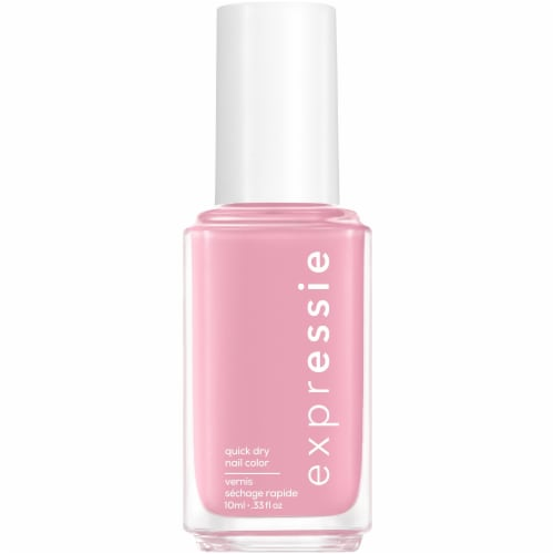 Essie ExprEssie Quick-Dry In the Time Zone Nail Polish Perspective: front