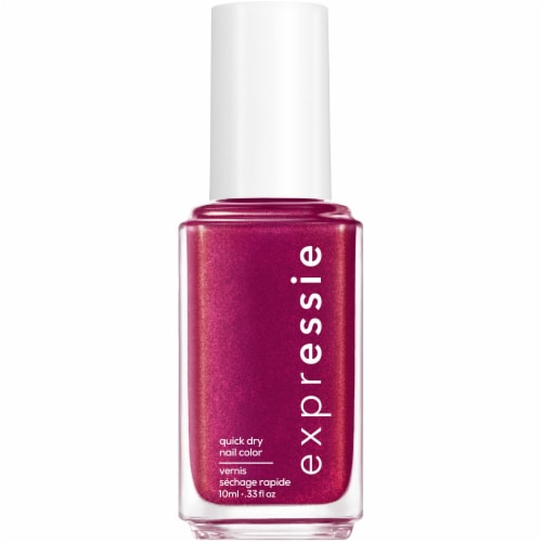 Essie ExprEssie Quick-Dry Mic Drop-It-Low Nail Polish Perspective: front