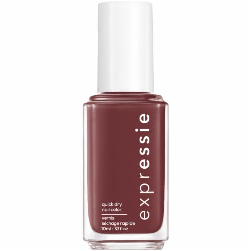 Essie ExprEssie Quick-Dry Scoot Scoot Nail Polish Perspective: front