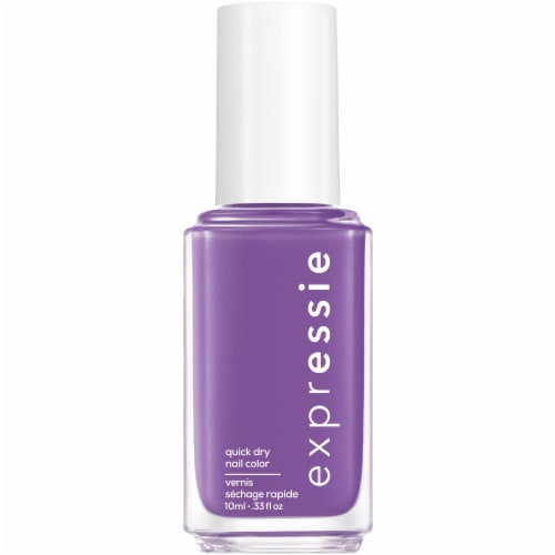 Essie ExprEssie Quick-Dry IRL Nail Polish Perspective: front