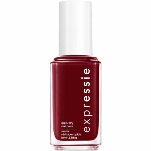 Essie ExprEssie Quick-Dry Not So Low-Key Nail Polish Perspective: front