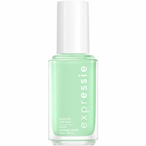 Essie Expressie Quick-Dry Express to Impress Nail Polish Perspective: front