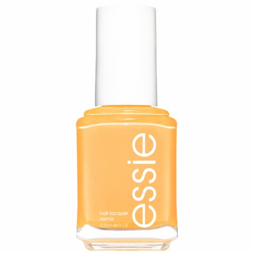 Essie Check Your Baggage Nail Polish Perspective: front