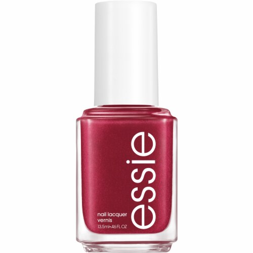Essie Gossip N Spill Nail Lacquer Perspective: front