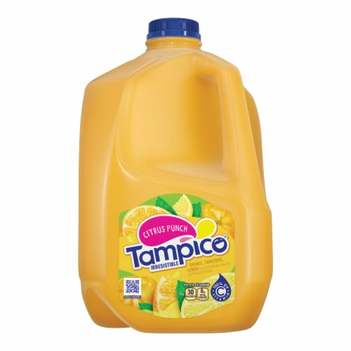 Tampico Citrus Punch Perspective: front