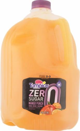 Tampico Zero Sugar Mango Punch Juice Drink Perspective: front