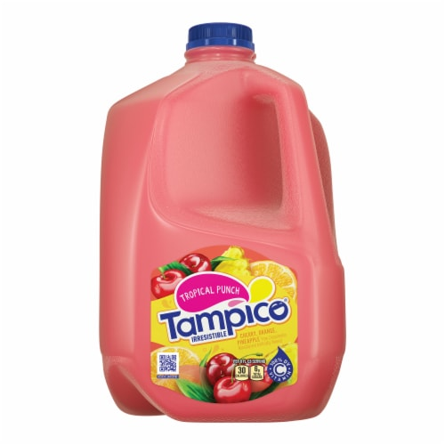 Tampico Tropical Fruit Punch Perspective: front