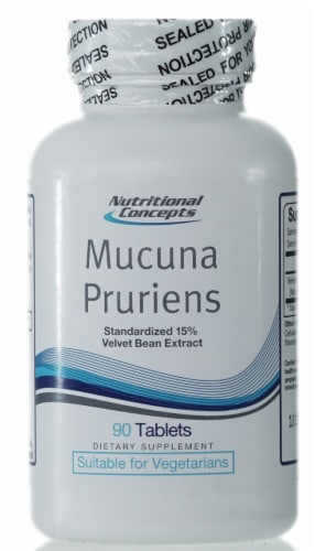 Nutritional Concepts  Mucuna Pruriens Perspective: front