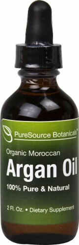 Nutritional Concepts  Organic Moroccan Argan Oil Perspective: front