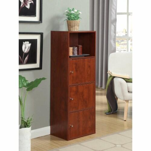 Xtra Storage 3 Door Cabinet Perspective: front