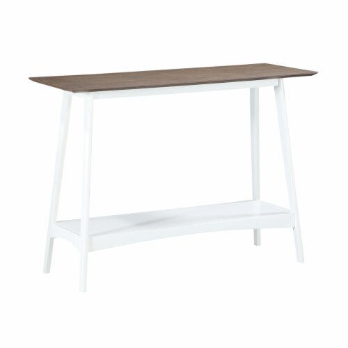 Alpine Console Table Perspective: front