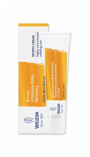 Weleda Arnica Intensive Body Recovery Sports Cream Perspective: front