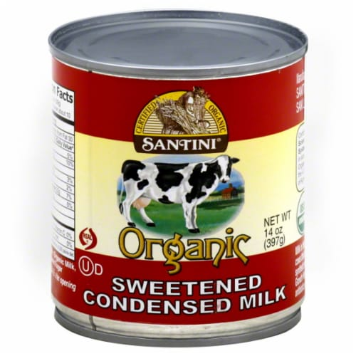 Santini Sweetened Condensed Milk Perspective: front