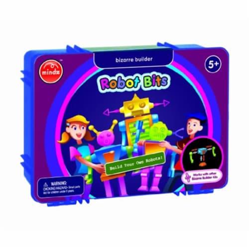 Tedco Toys 30741 Robot Bits Mindz Bizarre Perspective: front