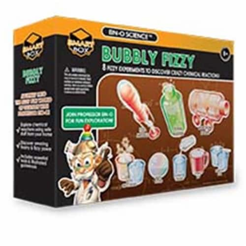 Tedco Toys 32003 Bubbly Fizzy Large Science Kit Perspective: front