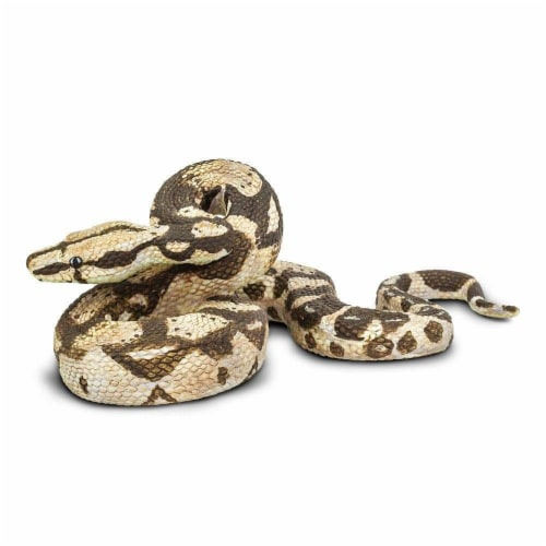 Safari Ltd®  Boa Constrictor Toy Figurines Perspective: front