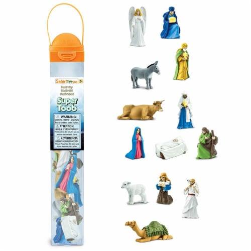 Safari Ltd®  Nativity Perspective: front