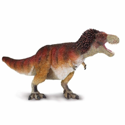 Safari Ltd®  Feathered Tyrannosaurus Rex Toy Figurines Perspective: front