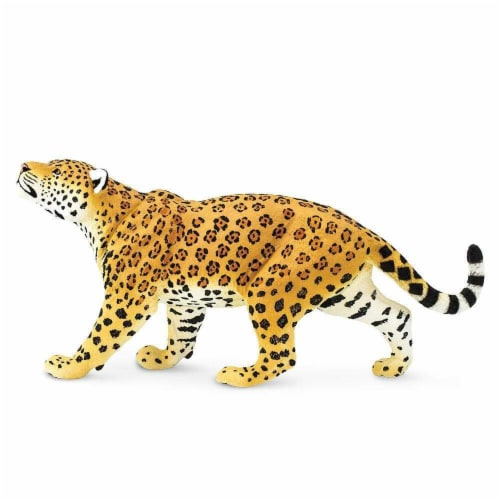 Jaguar Toy Perspective: front