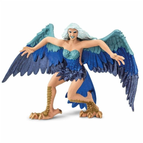 Safari Ltd®  Harpy Toy Figurines Perspective: front