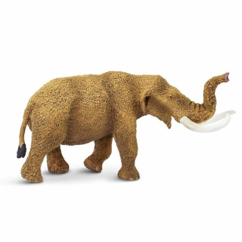 American Mastodon Toy Perspective: front