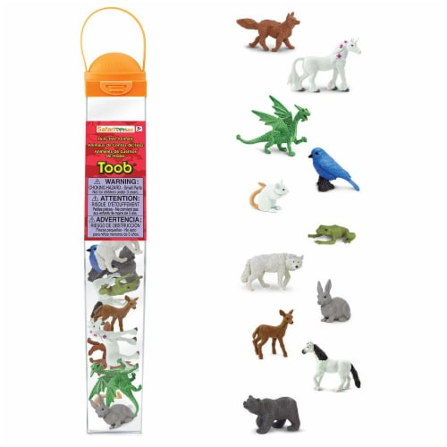 Safari Ltd®  Fairy Tale Animals Toy Figurines Perspective: front