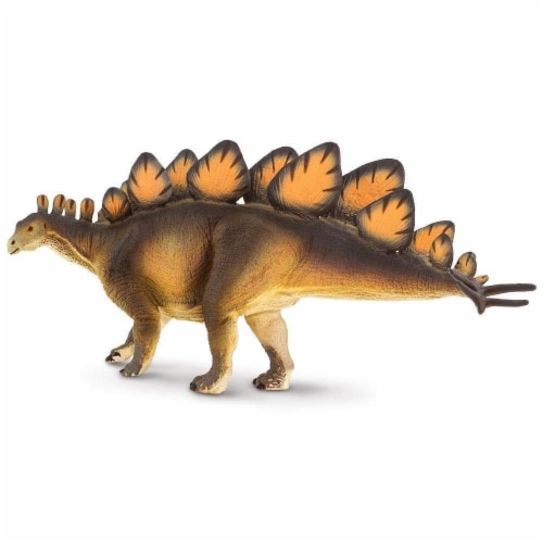Stegosaurus Toy Perspective: front
