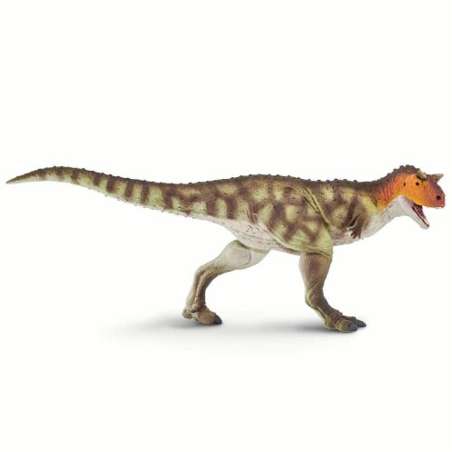 Carnotaurus Toy Perspective: front