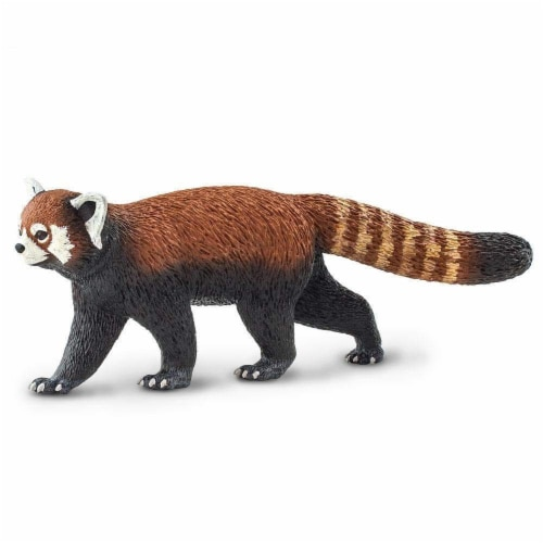 Safari Ltd®  Red Panda Toy Figurines Perspective: front