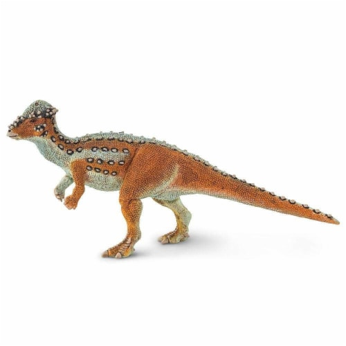 Safari Ltd®  Pachycephalosaurus Toy Figurines Perspective: front