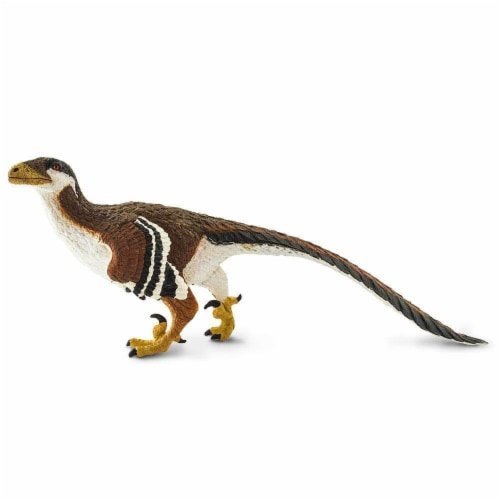 Safari Ltd®  Deinonychus Toy Figurines Perspective: front