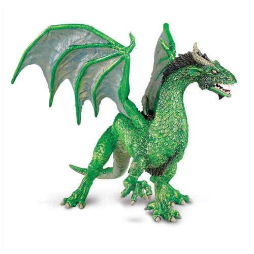 Forest Dragon Toy Perspective: front