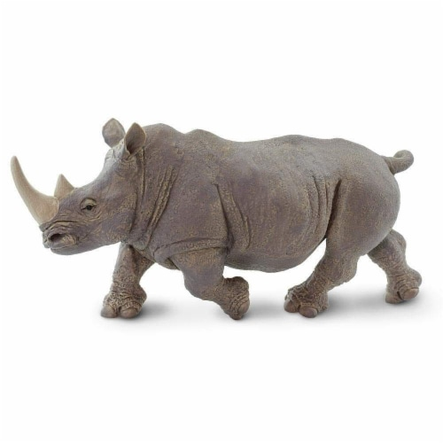 White Rhino Toy Perspective: front