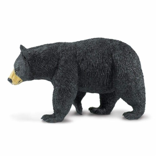 Black Bear Toy Perspective: front