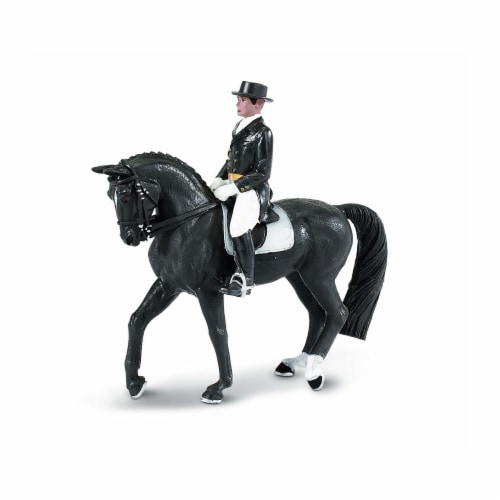 James On Dancing Bells Winner's Circle Horses Figure Safari Ltd Perspective: front