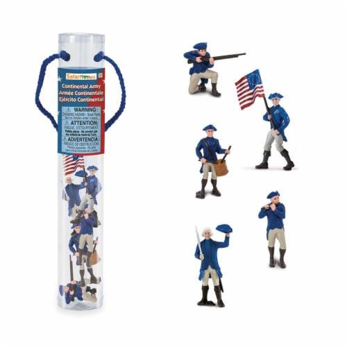Safari Ltd®  American Rev. War Continental Army Perspective: front