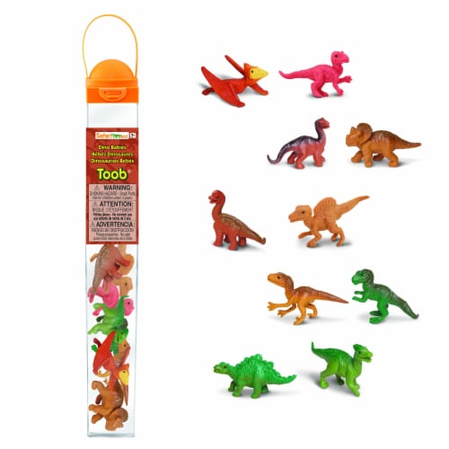 Safari Ltd®  Dino Babies Perspective: front