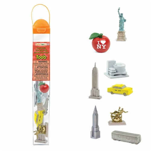 Safari Ltd®  New York City Perspective: front