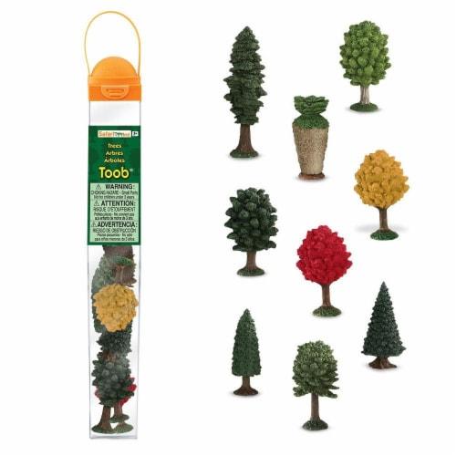 Safari Ltd®  Trees Perspective: front