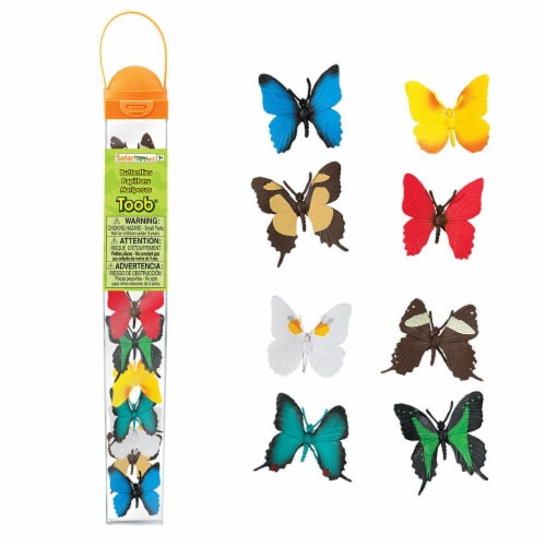 Safari Ltd®  Butterflies Perspective: front