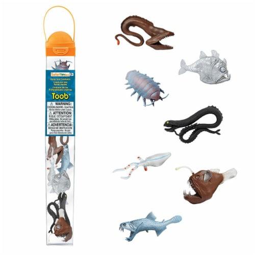 Safari Ltd®  Deep Sea Creatures Perspective: front