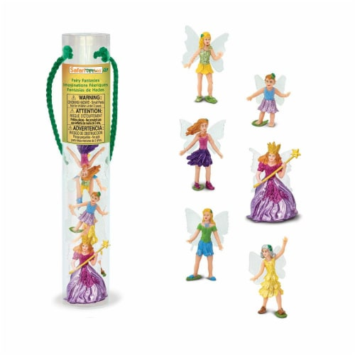 Safari Ltd®  Fairy Fantasies Perspective: front