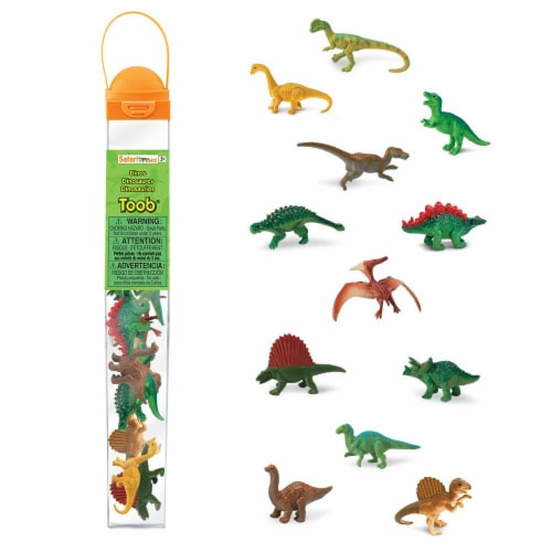Safari Ltd®  Dinos Perspective: front