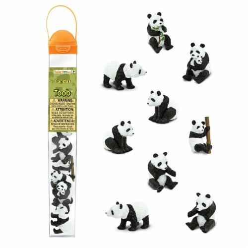 Safari Ltd®  Pandas Perspective: front
