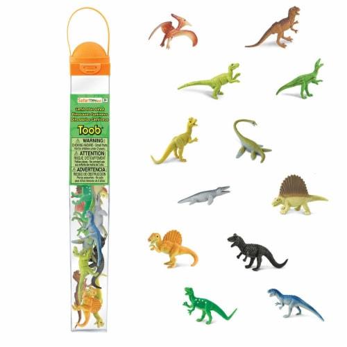 Safari Ltd®  Carnivorous Dinos Perspective: front
