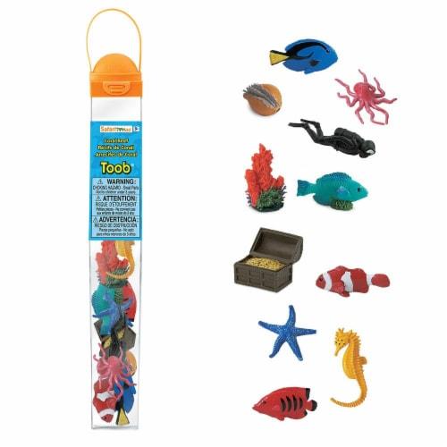 Safari Ltd®  Coral Reef Perspective: front